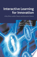 Interactive Learning for Innovation Book