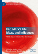 Karl Marx   s Life  Ideas  and Influences