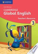 Cambridge Global English Stage 3 Teacher's Resource