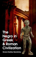 The Negro In Greek And Roman Civilization Book PDF