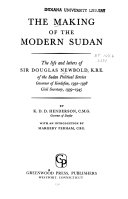 The Making of the Modern Sudan