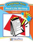 Real Life Writing Language Arts Workbook