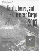 Nordic  Central  and Southeastern Europe  2003