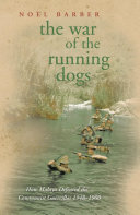 The War of the Running Dogs Pdf/ePub eBook