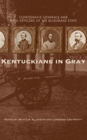 Kentuckians in Gray