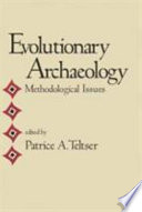 Evolutionary Archaeology Book