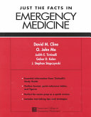 Just the Facts in Emergency Medicine