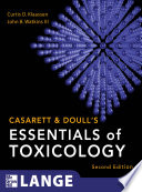 Casarett   Doull s Essentials of Toxicology  Second Edition