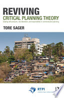 Reviving Critical Planning Theory