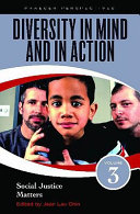 Diversity in Mind and in Action  Social justice matters    social psychological and political challenges Book