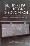 Rethinking the History of Education [Pdf/ePub] eBook