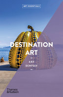 link to Destination art in the TCC library catalog