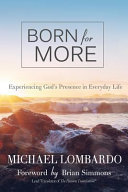 Born for More Book