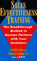 Sales Effectiveness Training