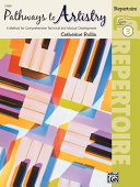 Pathways to Artistry  Repertoire  Book 3
