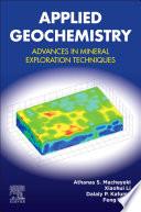 Applied Geochemistry Book