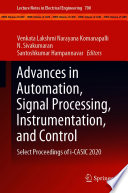 Advances in Automation  Signal Processing  Instrumentation  and Control Book