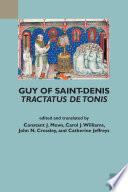 Read Online Guy of Saint-Denis, Tractatus de tonis For Free