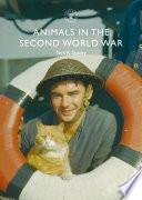 Animals in the Second World War Book