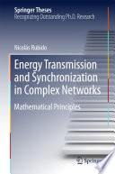 Energy Transmission and Synchronization in Complex Networks