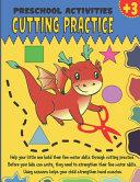 Cutting Practice Preschool Activities