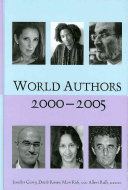 World Authors  2000 2005 Book PDF