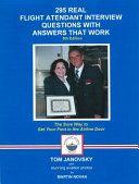 295 Flight Attendant Interview Questions with Answers That Work