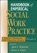 Handbook of Empirical Social Work Practice  Volume 2