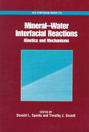 Mineral water Interfacial Reactions Book