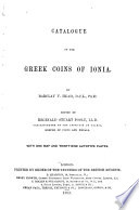 A Catalogue of the Greek Coins in the British Museum