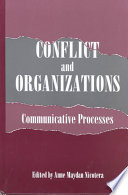 Conflict and Organizations Book