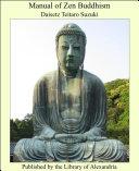 Pdf Manual of Zen Buddhism