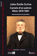 Jules Émile Scrive. Carnets d'un patron lillois 1879-1891 [Pdf/ePub] eBook