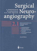 Surgical Neuroangiography Book