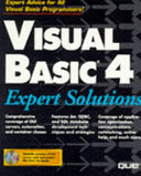 Read Online Visual Basic 4 Expert Solutions For Free