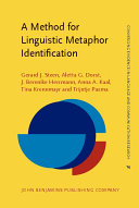 A Method for Linguistic Metaphor Identification