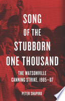 Song of the Stubborn One Thousand Book