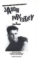 Modern Publishing's Unauthorized Biography of Jason Priestley
