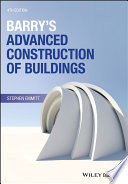 Barry s Advanced Construction of Buildings