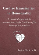 Cardiac Examination in Homeopathy
