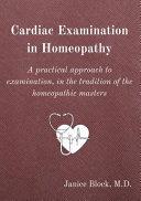 Cardiac Examination in Homeopathy
