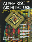 Alpha RISC Architecture for Programmers