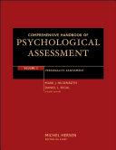 Comprehensive Handbook of Psychological Assessment  Volume 2