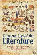 Pdf European Local-Color Literature Telecharger