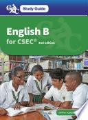 CXC Study Guide  English B for CSEC