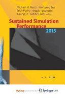 Pdf Sustained Simulation Performance 2015
