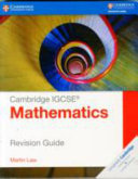 Books - Cambridge Igcse� Mathematics Revision Guide | ISBN 9781107611955