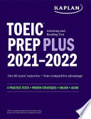 TOEIC Listening and Reading Test Prep Plus
