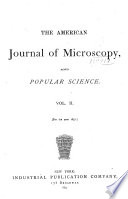 American Journal Of Microscopy And Popular Science
