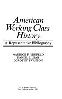 American Working Class History